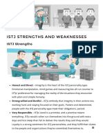 ISTJ Strengths and Weaknesses _ 16Personalities