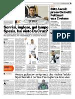 La Gazzetta Dello Sport 24-01-2019 - Serie B