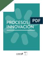 Procesos de Innovacion Corfo