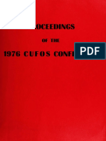 Proceedings of the 1976 CUFOS Conference