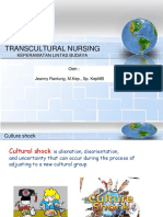 8. Transcultural Nursing