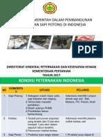 1 Pb-Ispi.org_Ditjen PKH Kebijakan Pembangunan Peternakan Sapi Potong