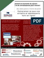 Publicité - Ateliers préforum