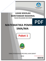 60851 212715 [5]Naskah Soal Usbn Mapel Kur13 Paket 1-1