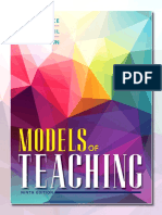 Models of Teaching-9 Th Ed- Prom