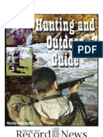Hunting and Outdoor Tab 2010