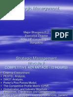 Strategic Management Module 2 Part I
