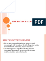 Risk Project Management 9