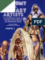 Anatomy for Fantasy y Artist PARTE 1