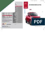 2018 Nissan Micra Active Brochure Web