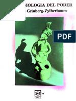 Psicofisiologia del poder