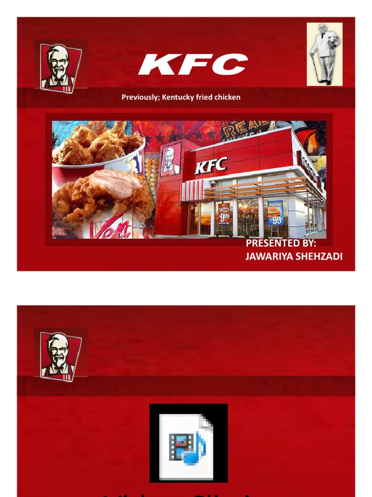 7ps of kfc Looking for the newest kfc swot analysis for 2013 click here and find out about kfc's strengths, weaknesses, opportunities and threats.