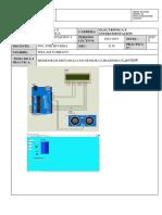Medidor de Distancia Con Sensor Ultrasónico