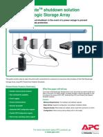 Dell EqualLogic Shutdown Solution