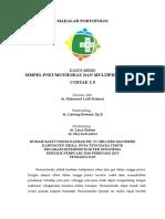 Portofolio Internship Pneumothorax (Autosaved)