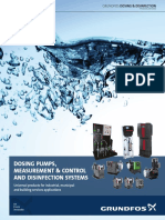 LDDSL002 Dosing and Disinfection Brochure 0718