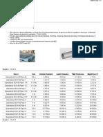 Galvanized Standard Steel Pipe