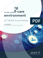 AESGP 55th Annual Meeting Programme
