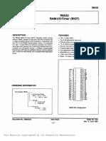 R6532 Datasheet (RIOT)