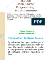 3-Introduction to Open Source Software - OSS-04-Dec-2018Reference Material I_Unit_1_Part_1