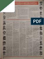 Magyar irodalmi olimpia, Focsani, 1981