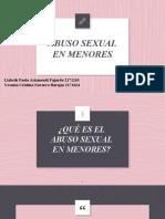 Exposición Ed. Sexual