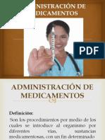 Administracio de Medicamentos 05-2018