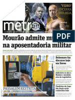 Metro Jornal 20190122_brasilia