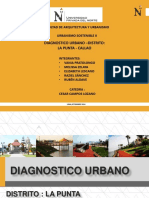 Diagnostico Urbano La Punta Callao Copia