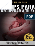 30 Tips Para Recuperar a Tu Ex Sabiduria Alfa Diaria (Spanish Edition)_nodrm-1-1-1