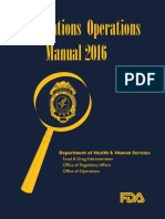 Manual de Investigación FDA
