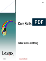 Colour Science and Theory r1.0