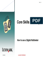 How to Use a Digital Multimeter r1.0
