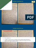 Chapo s Prison Letter to Damaso Lopez Nunez El Lic