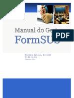 Formsus Manual