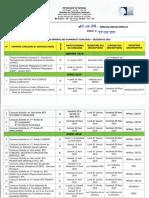 Calendrier Général Des Examens et Concours_2019