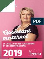 Catalogue Je Suis Assistant Maternel