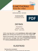 Pneumothorax Devi