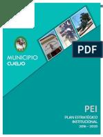 PEI GAM CUEVO 2016 - 2020