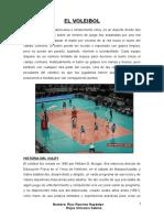 Voleibol - Naydelin
