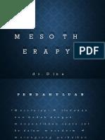 6 Mesoterapi for Face - Dr Dina