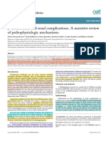 [Fix] Beta-thalassemia and Renal Complications. a Narrative Review of Pathophysiologyc Mechanisms