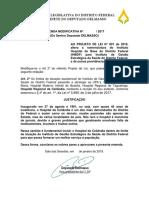 Delmasso quer inclusão do Hospital de Ceilândia no Instituto de Gestão Estratégica de Saúde do DF