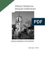 Trabalho_historia e Teoria Da Conservacao e Restauro
