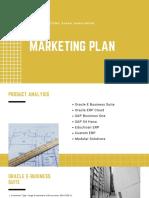 Softlink Marketing Plan Overview