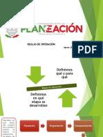 Presentación Reglas de Operación talleres de pp