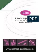 Catalogo de Peças BURI