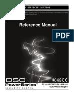 DSC PK5500 Reference