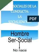 CLASE 5 - Bases Sociales de La Conducta[1]