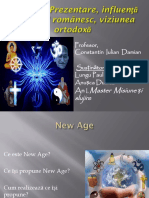 New Age Lucrare